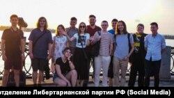 Фото предоставлены самарским отделением Либертарианской партии РФ