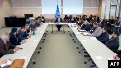 Мирні переговори щодо конфлікту в Ємені, 15 грудня 2015 року