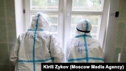 174 людини за попередню добу померли в Росії через коронавірус