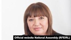Новият председател на правната комисия в НС Анна Александрова