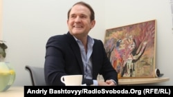 Віктор Медведчук, лідер громадського руху «Український вибір»