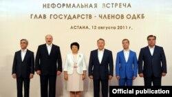 12 август куни Остонада ўтган сўнгги норасмий саммитга ҳам Ислом Каримов бормаган эди.
