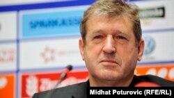 سافت سوسیچ، سرمربی تیم بوسنی، بهترین بازیکن تاریخ باشگاه پاری سن ژرمن بوده است.