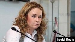 "Елена Наумова. Фото: ""ВКонтакте"""