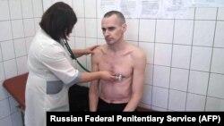 Сенцов засуджений у Росії на 20 років ув'язнення
