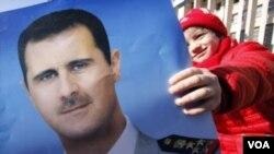 یک دیپلمات غربی می گوید، مسکو فهرستی از جانشین های اسد تهیه کرده است.