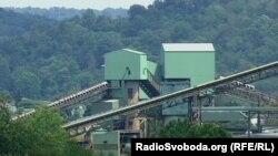 Угольная шахта в штате Пенсильвания.