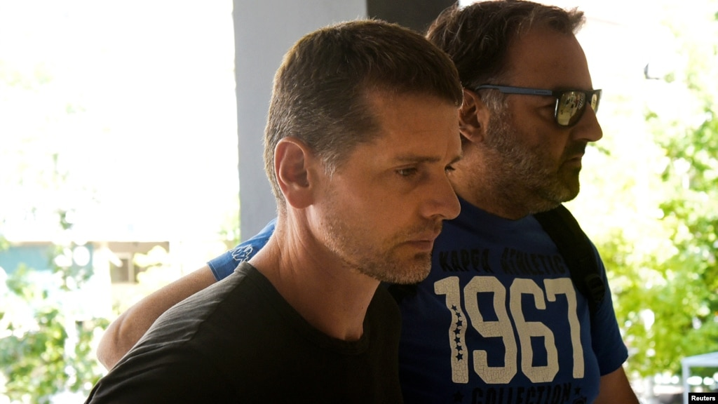 Moscow Seeks Extradition From Greece Of Russian Cybercrime Suspect Wanted By U.S.