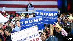 Kampanja Donalda Trumpa
