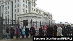 Gazagystanyň Baş prokuraturasynyň edarasy, Astana
