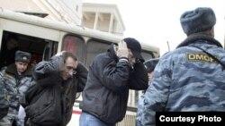 Продолжаются задержания членов оппозиции и, прежде всего, активистов Национал-большевистской партии и «Авангарда красной молодежи»