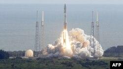 Запуск американского исследовательского аппарата на Марс в ноябре 2011 года