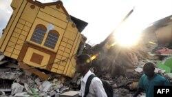 На Гаити сотни тысяч пострадавших от землетрясения нуждаются в помощи