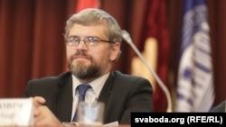 Вячаслаў Даніловіч, дырэктар Інстытуту гісторыі НАН Беларусі