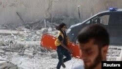 Alepo, 21. septembra