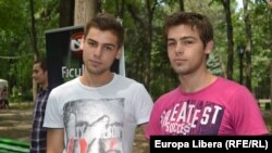 Eugen şi Vladislav Grama