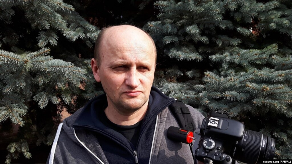 Watchdog Condemns Belarus's Persecution Of Independent Journalists