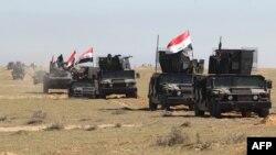 Антитеррористические силы Ирака