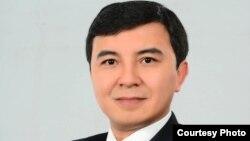 Берик Отемурат в бытность председателем правления «Национальной инвестиционной корпорации Национального банка Казахстана».