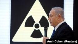 Израилдин премьер-министри Биньямин Нетаньяху, Тель-Авив, 30-апрель 2018-жыл.