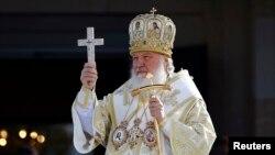 Русия патриархы Кирилл