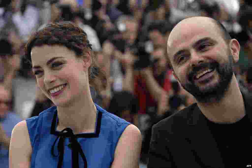 برانیس بژو و علی مصفا