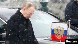 Орусия президенти Владимир Путин.