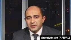Лидер партии «Просвещенная Армения» Эдмон Марукян (архив)