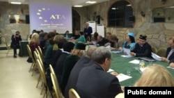 Җыенда 16 Европа иленнән вәкил катнашты