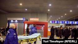 Кривавий теракт у «Домодєдово»