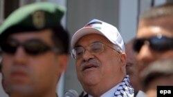 محمود عباس (عکس از epa)