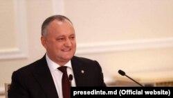 Predsjednik Moldavije Igor Dodon zalaže se za priključivanje Evroazijskoj ekonomskoj uniji koju predvodi Moskva
