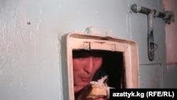 Бишкектеги абактардын бири.