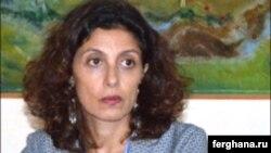 NATOning Markaziy Osiyodagi Aloqa markazi rahbari Rozaria Pulizi