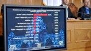 Republička izborna komisije objavljuje prve rezultate izbora u Srbiji, april 2016.