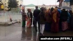 Çörek nobaty, Aşgabat, fewral, 2020