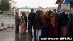 Aşqabad, arxiv foto