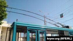 Троллейбус в Симферополе. Архивное фото