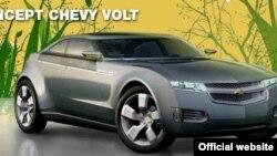 Chevy Volt — новая модель компании General Motors — вдвое экономичнее обычных гибридов