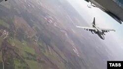 Су-25 учагы. Волошин ушундай учакты башкарган. Сүрөттүн анын окуясына тиешеси жок.