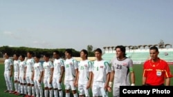 منتخب الشباب العراقي بكرة القدم