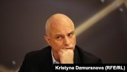 Супруг бывшего премьер-министра Украины Юлии Тимошенко. Прага, 9 января 2012 года.