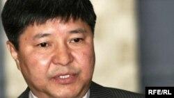 Жакип Асанов, генеральный прокурор Казахстана.