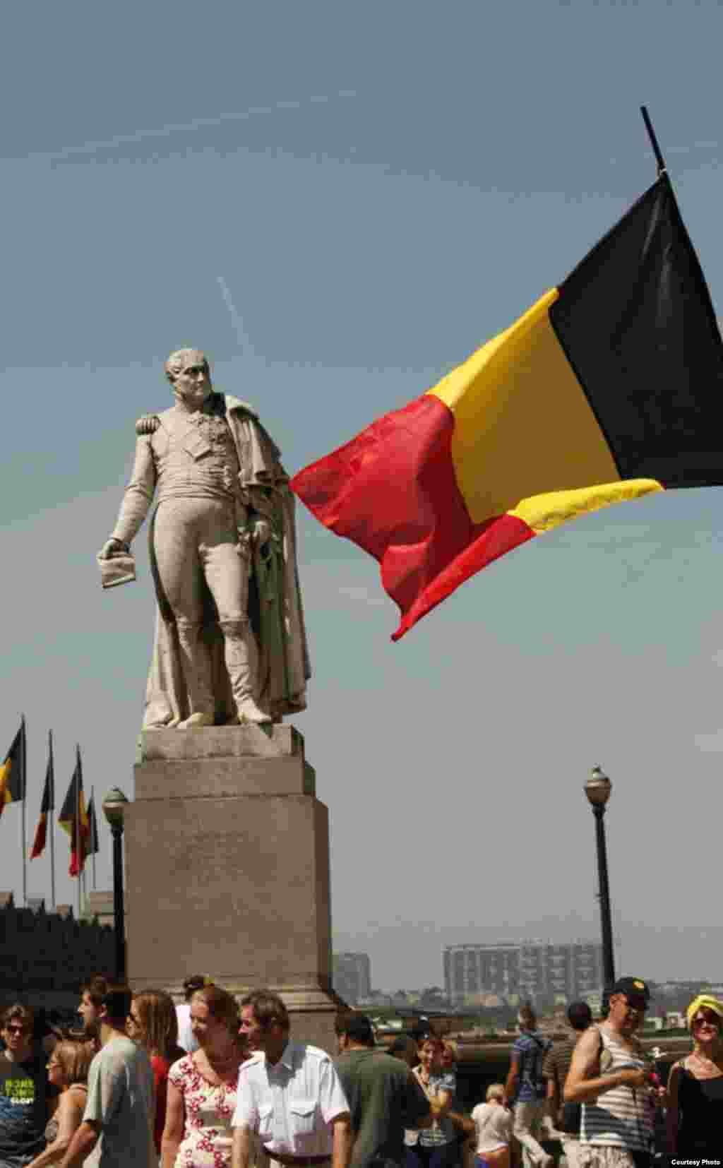 مراسم انتخاب پادشاه جدید بلژیک
