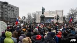 Мәскәү, Пушкин мәйданы