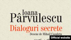Coperta cărții Ionei Pârvulescu, apărută la Humanitas