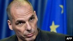 Бывший министр финансов Греции Янис Варуфакис.