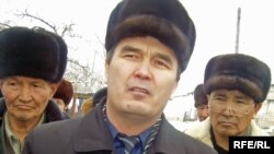Abdykayim Kangeldiev (file photo)