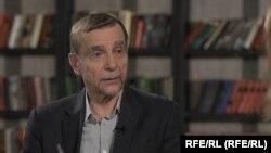 Российский правозащитник Лев Пономарев.