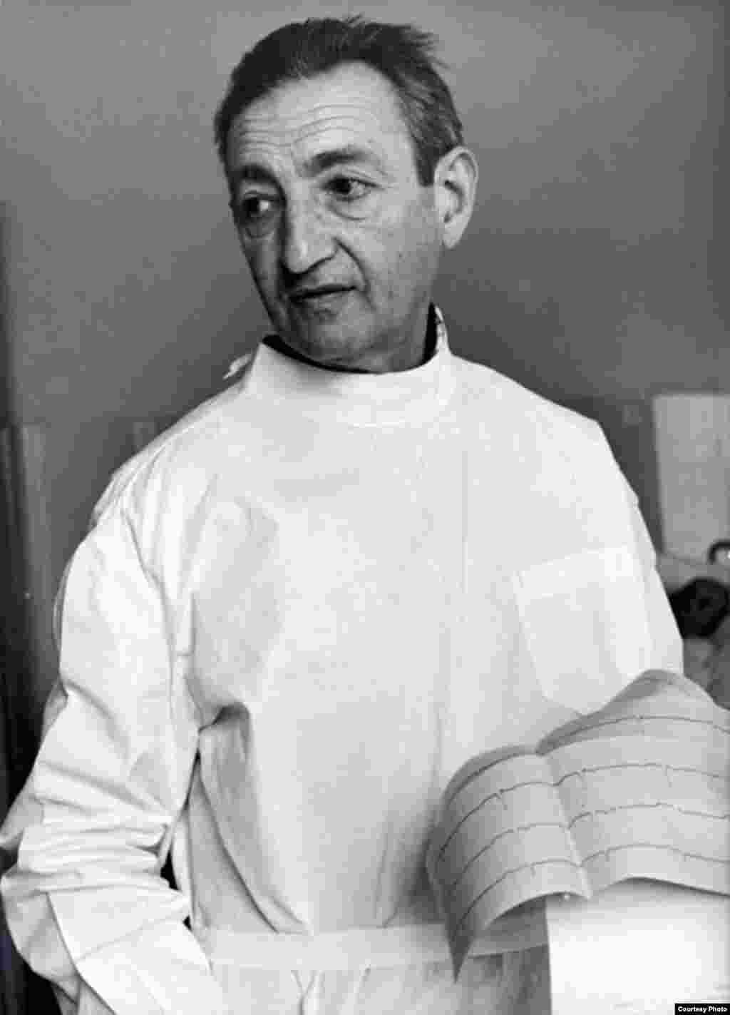 Доктор Марек Эдельман, ок. 1977-78 гг.
